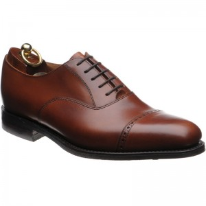 Loake Cadogan in Mahogany Calf