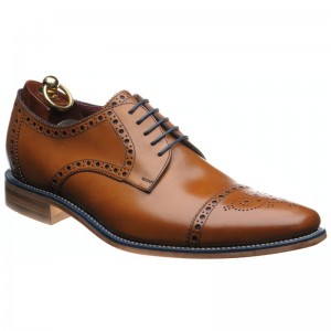 loake foley in tan calf
