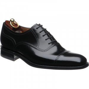 263B rubber-soled semi-brogues