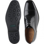 Loake 263B rubber-soled semi-brogues
