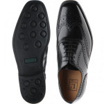 Loake 262B rubber-soled brogues
