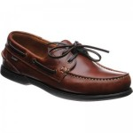 Loake 524Ch rubber-soled deck shoes