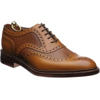 Funnelweb two-tone brogues