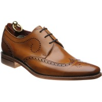 loake kruger in tan calf