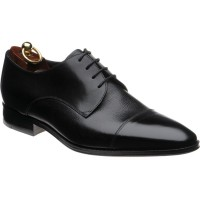 Doyle rubber-soled Derby shoes