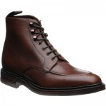 Anglesey rubber-soled boots