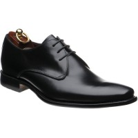 loake bressler in black calf
