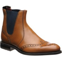 loake hoskins in tan calf