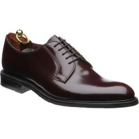 Ghost rubber-soled Derby shoes