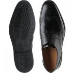 Sirius rubber-soled brogues
