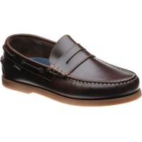 Plymouth rubber-soled deck shoes