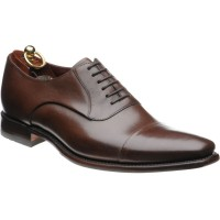 Loake Snyder rubber-soled Oxfords