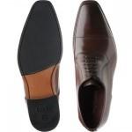 Snyder rubber-soled Oxfords