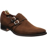 Mercer rubber-soled double monk shoes