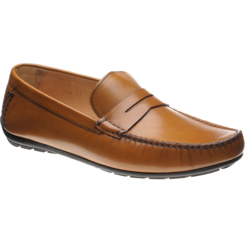Goodwood rubber-soled driving moccasins