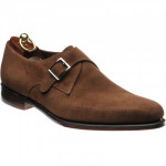 Loake Medway monk shoes