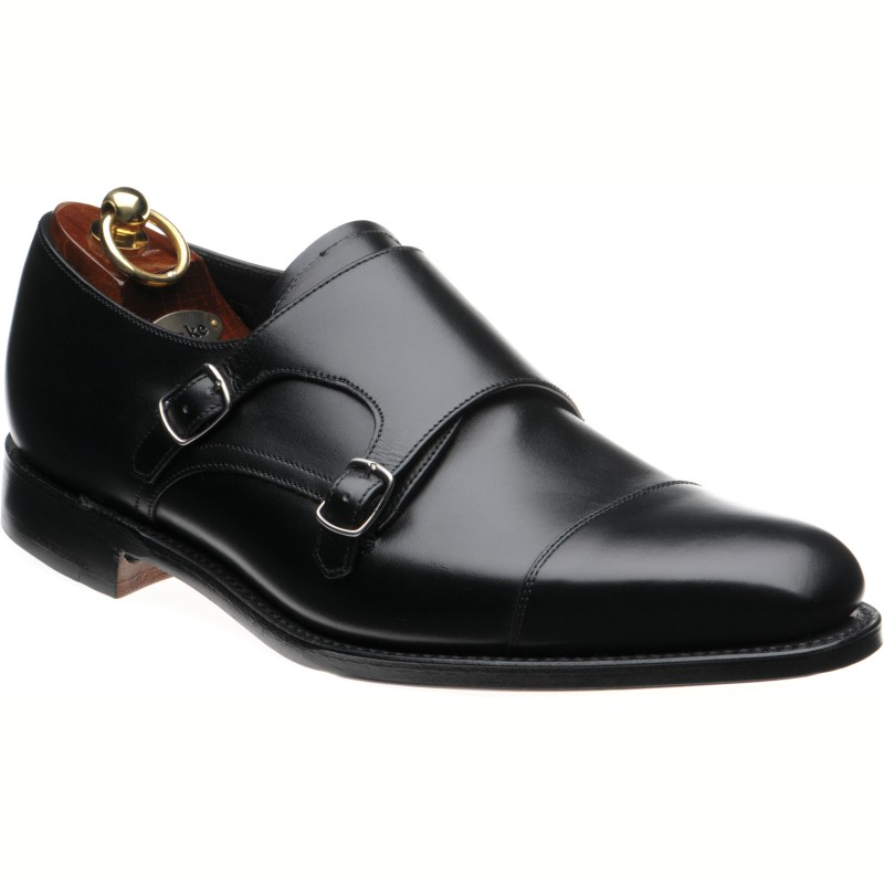 Wensum double monk shoes