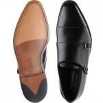 Wensum double monk shoes