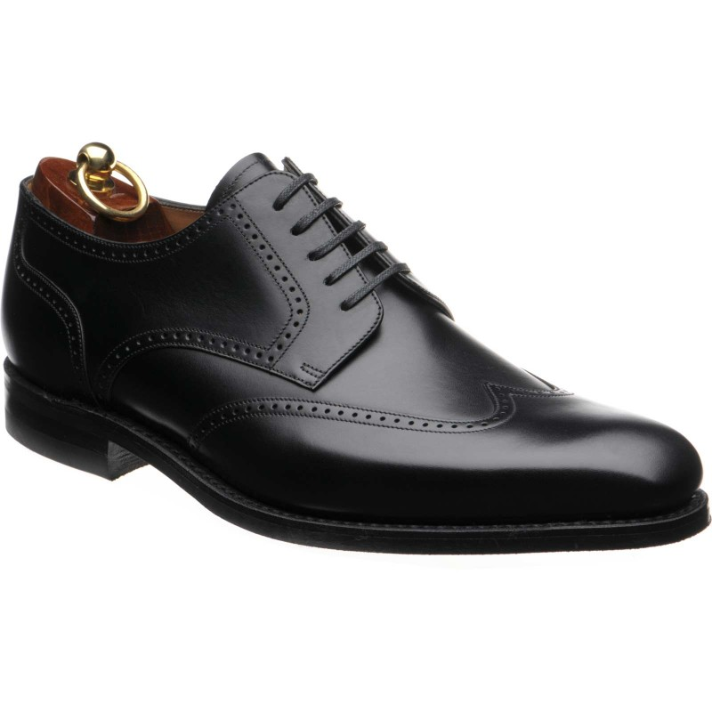Eden rubber-soled brogues