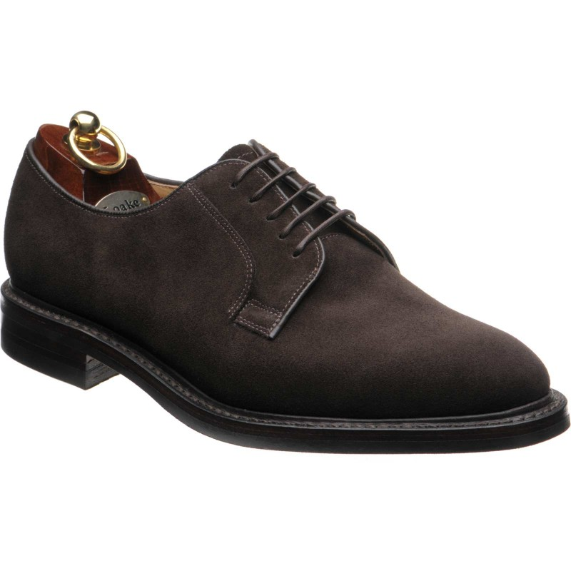 771 R rubber-soled Derby shoes