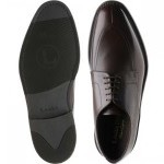 Acton rubber-soled Derby shoes