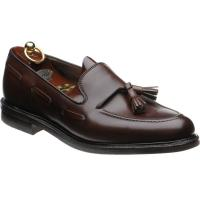 Loake Nottingham rubber-soled tasselled loafers