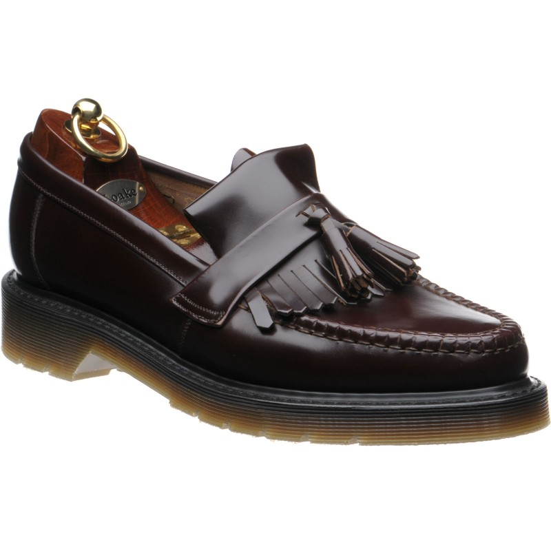 623 rubber-soled tasselled loafers