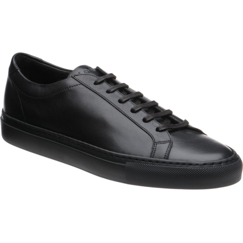 Sprint rubber-soled trainers