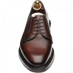 Troon rubber-soled Derby shoes