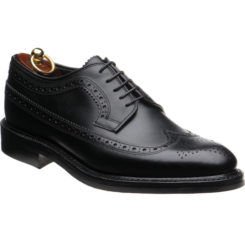 Birkdale rubber-soled Derby shoes