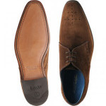 Hannibal brogues