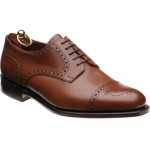 Nuffield semi-brogues