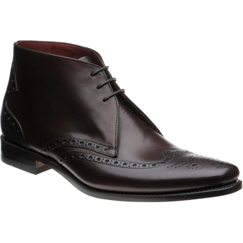 Murdock brogue boots