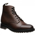 Sedbergh rubber-soled boots