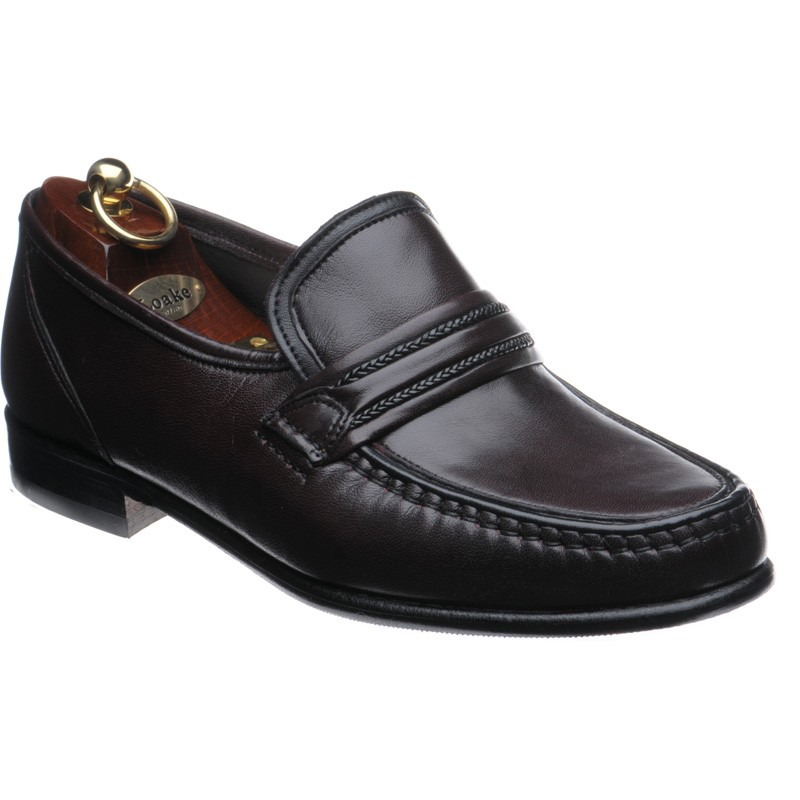 Loake Rome loafers
