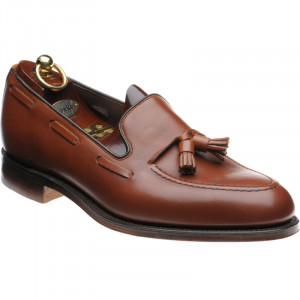 Russell in Mahogany Calf