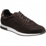 Loake Bannister rubber-soled trainers
