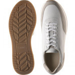 Bannister rubber-soled trainers
