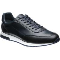 loake bannister in navy calf