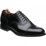 Loake 301 rubber-soled brogues