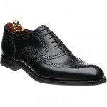 Loake Kerridge rubber-soled brogues