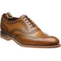 loake kerridge in tan calf