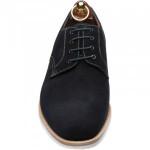 Adder rubber-soled Derby shoes
