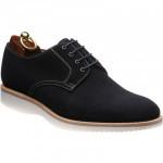 Loake Adder rubber-soled Derby shoes