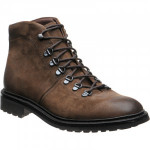 Loake Hiker rubber-soled boots
