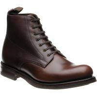 loake hebden in brown chromexcel calf