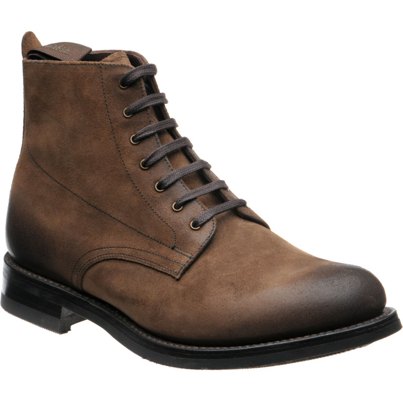 Hebden rubber-soled boots