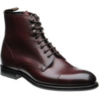 loake hirst in burgundy calf