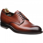Loake Stubbs rubber-soled Derby shoes