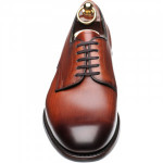 Stubbs rubber-soled Derby shoes